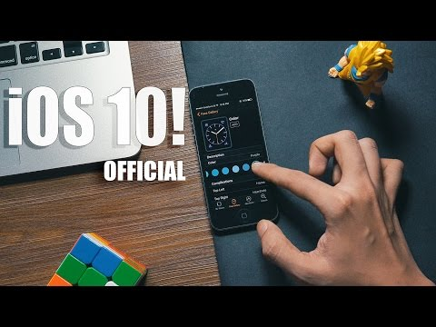 iPhone 5 iOS 10 Review!