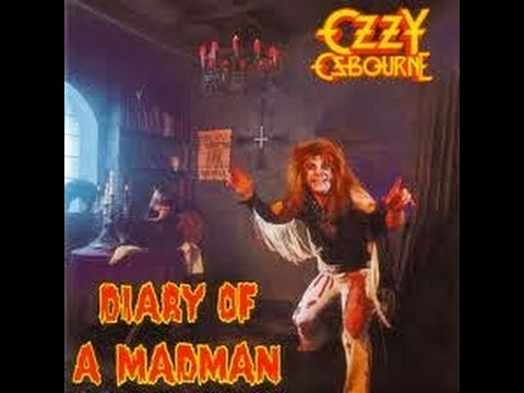 Diary of a madman guitar only
