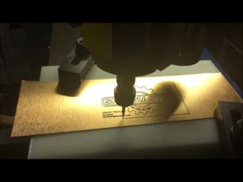 ENGRAVING BUSINESS CARD