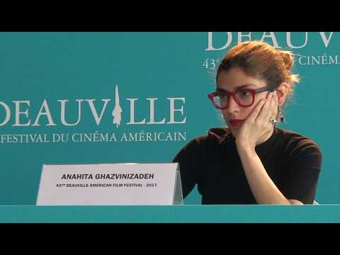 FCAD 2017 : press conference they (Anahita Ghazvinizadeh)