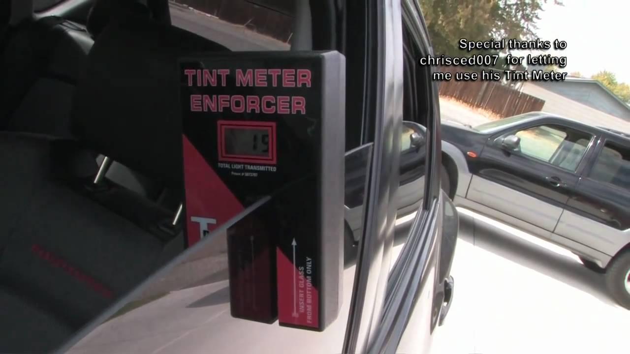 also tint meter on window youtube rh