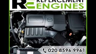 Reconditioned & Used Engines for Sale Replacement Engines UK