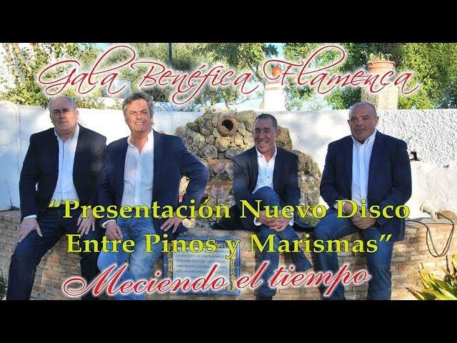 Presentación del nuevo disco de Entre Pinos y Marismas