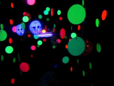 2010 Not So Haunted House Polka Dot Room Youtube