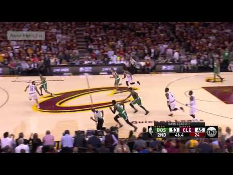 Boston Celtics vs Cleaveland Cavaliers - Full Game Highlights | Game 4 | MAY 23 , 2017 #NBAPLAYOFFS