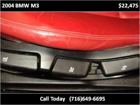 2004 BMW M3 Used Cars Hamburg NY