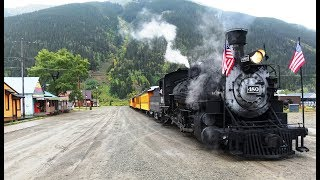 Durango & Silverton Railroad – Part 3, with Driver, Passenger and Lineside Views