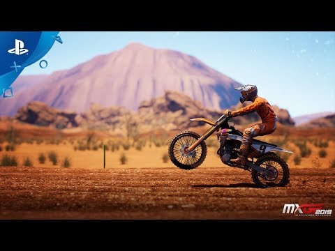 MXGP 2019 - Features Unveiled | PS4
