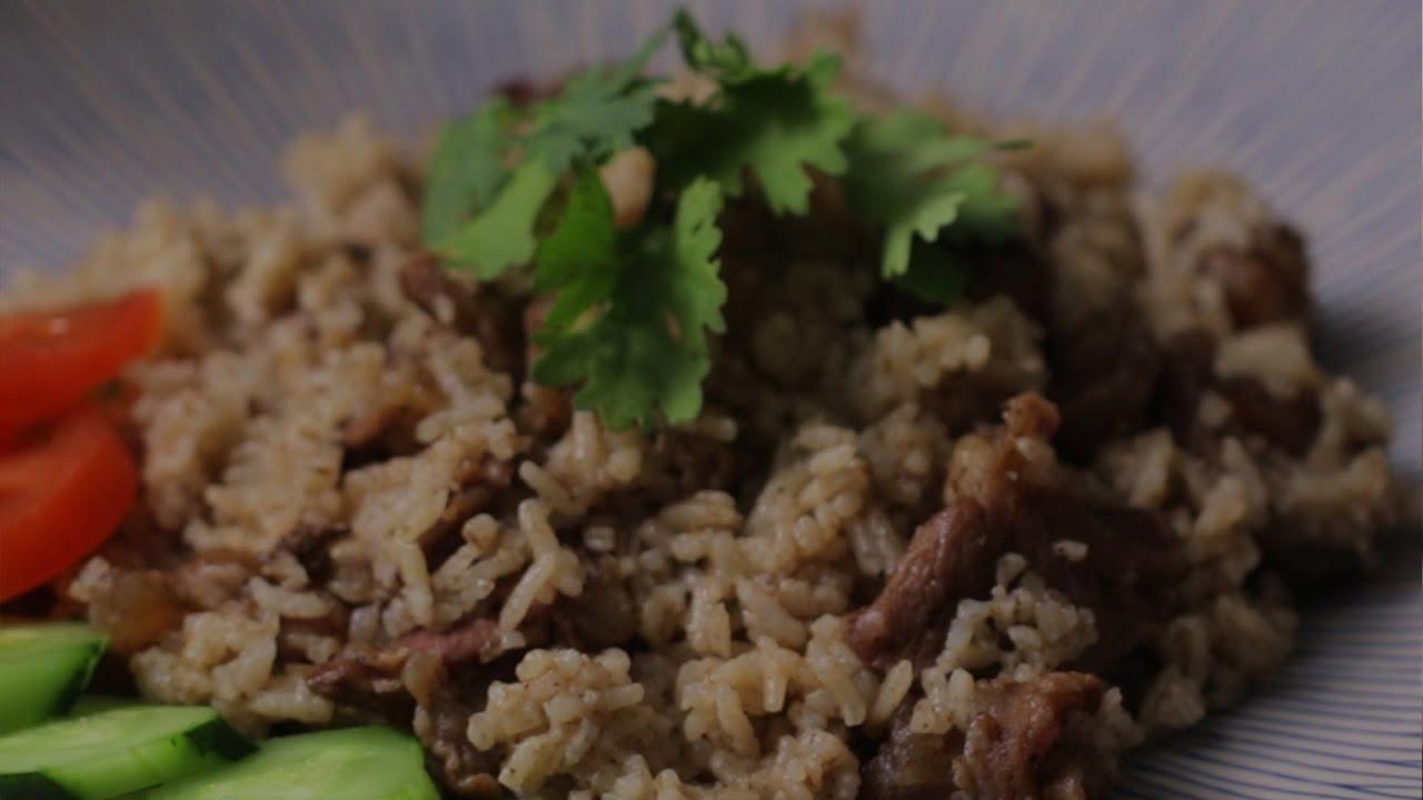 resep nasi kebuli daging youtube Resepi Ikan Bakar Arab Enak dan Mudah