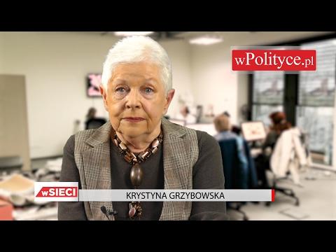 Krystyna Grzybowska o Martinie Schulzu