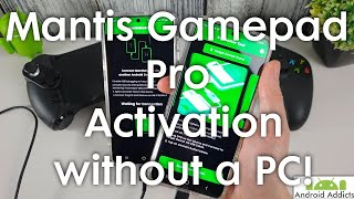Mantis Gamepad Pro - Keymapper for Android - No root or PC required! screenshot 5