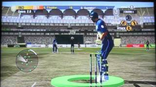 International cricket 2010 ps3 india vs pakistan