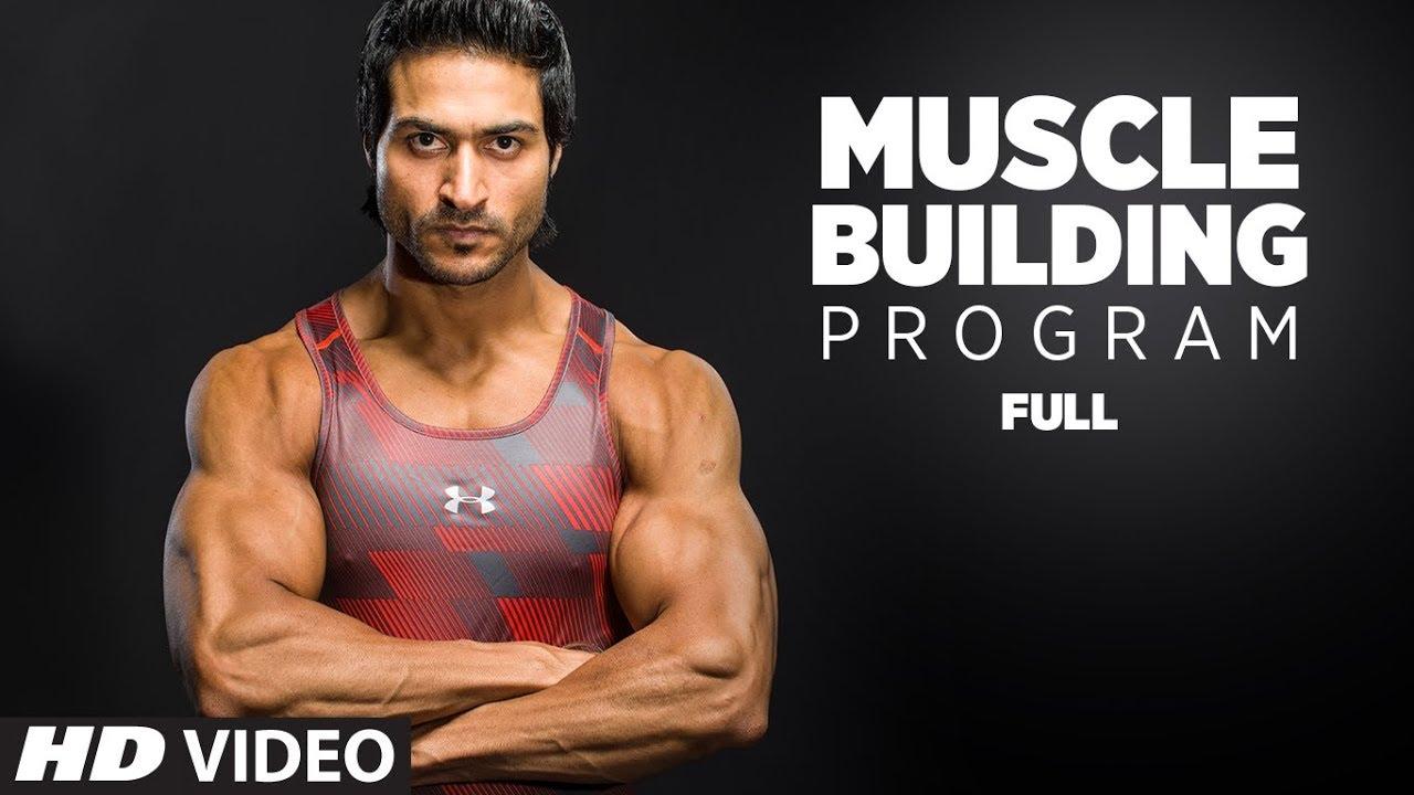 Workout Calendar By Guru Mann : Guru mann size muscle building program body