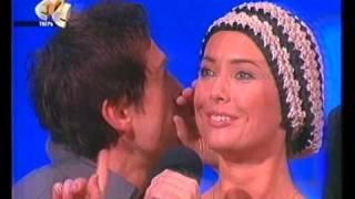 """Жанна Фриске в конкурсе """"Апож"""" на """"Хороших шутках"""" 1.04.2006"""