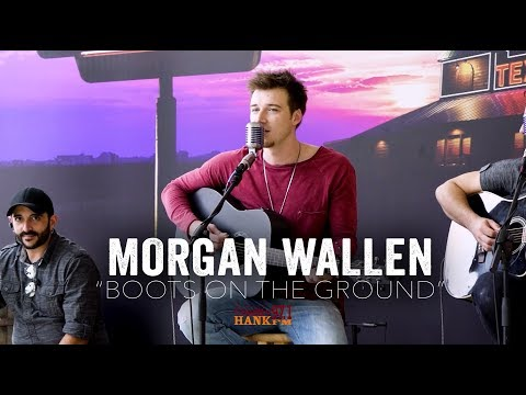 Boots on the Ground - Morgan Wallen (Acoustic)
