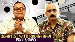 Rajinikanth is a creator himself - Radha Ravi Exclusive Interview   Heartist Full Video   Bosskey TV
