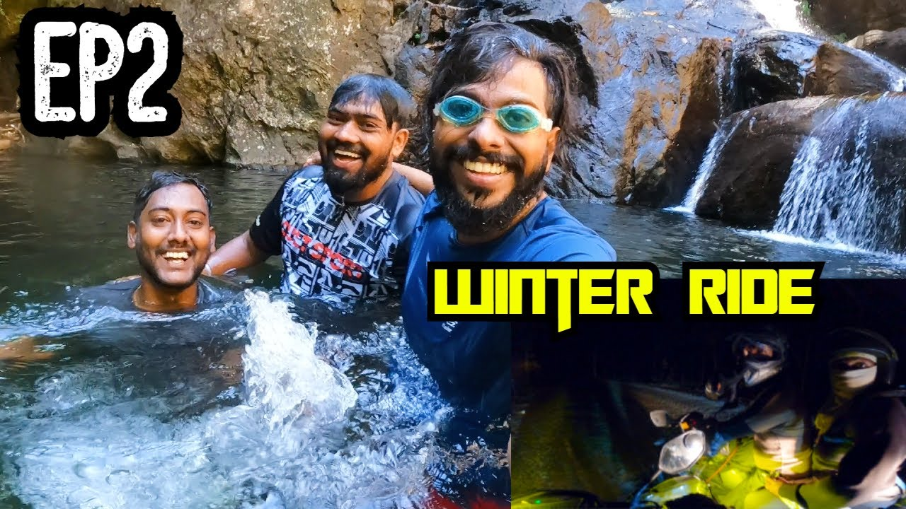 Exploring Wayanad Camp | Narrow escape from Elephant | Wayanad To Coorg | WINTER RIDE EP2 | Tamil