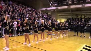 Harding University National Anthem-Rhodes Field House thumbnail
