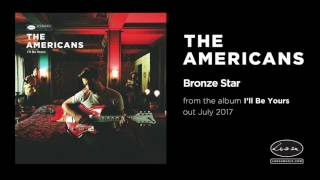 the americans   bronze star