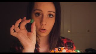 [ASMR] Jellybean Sounds (Eating | Soft Speaking | Various Sounds)