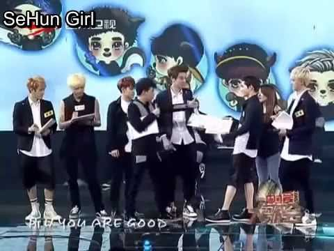 EXO (arabic sub) China Love Big concert 130825