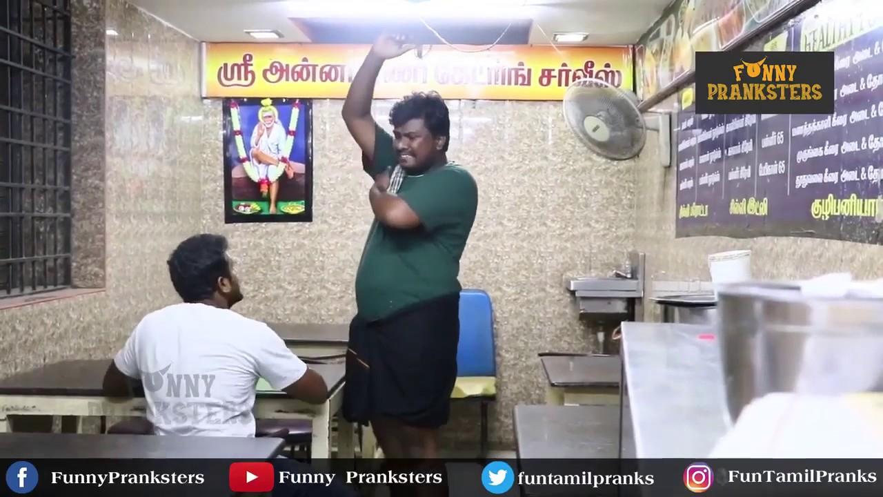 Download Sarvar prank   prankster Rahul    Tamil prank   PSR 2020