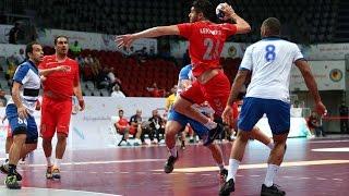 الشوط الثاني | لخويا 26 - 27 النجمة البحريني | البطولة الآسيوية لكرة اليد2016