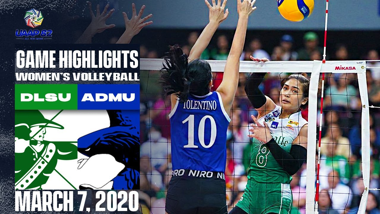 Download DLSU vs. ADMU - March 7, 2020  | Game Highlights | UAAP 82 WV