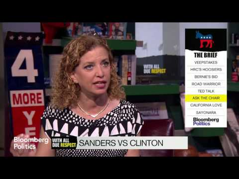 DNC Chair: Bernie Sanders Is Wrong About Superdelegates
