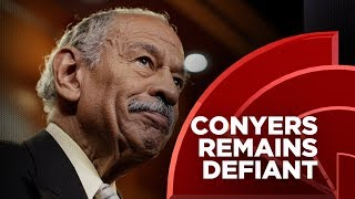 Rep. John Conyers Defiant In The Face Of Sex Misconduct Allegations, Calls For His Resignation