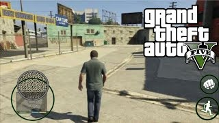 (100%Real) DOWNLOAD GTA V ON ANDROID|| Real Graphics|| With GAMEPLAY Must Watch