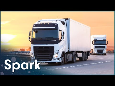 The Logistics Involved In The Truck Driving Industry | Big Australia | Spark