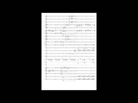Olympic Fanfare and Theme Full Score