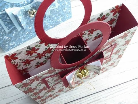 Christmas Bag With Compartments
