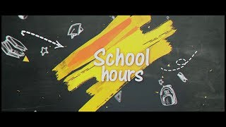 SCHOOL HOURS | Chapter-1 THE PEN | Storybook Productions | South International School