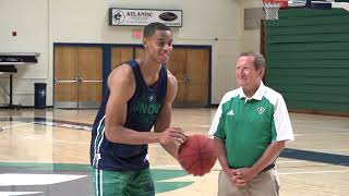 Five Free Throws, Five Questions - Jaylen Sims