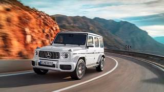 AMAZING! 2019 Mercedes AMG G63 First Look Review