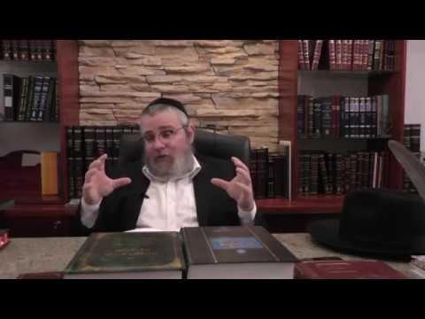 Baal Shem Tov: Toldos. The Ayin that Includes all Yesh. Rav Pinson -  הרב פינסאן שליט''א