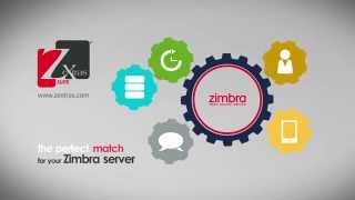 ZeXtras Suite - The perfect match for your Zimbra server thumbnail