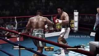 Fight Night Champion - Mike Tyson vs. Muhammad Ali Gameplay HD