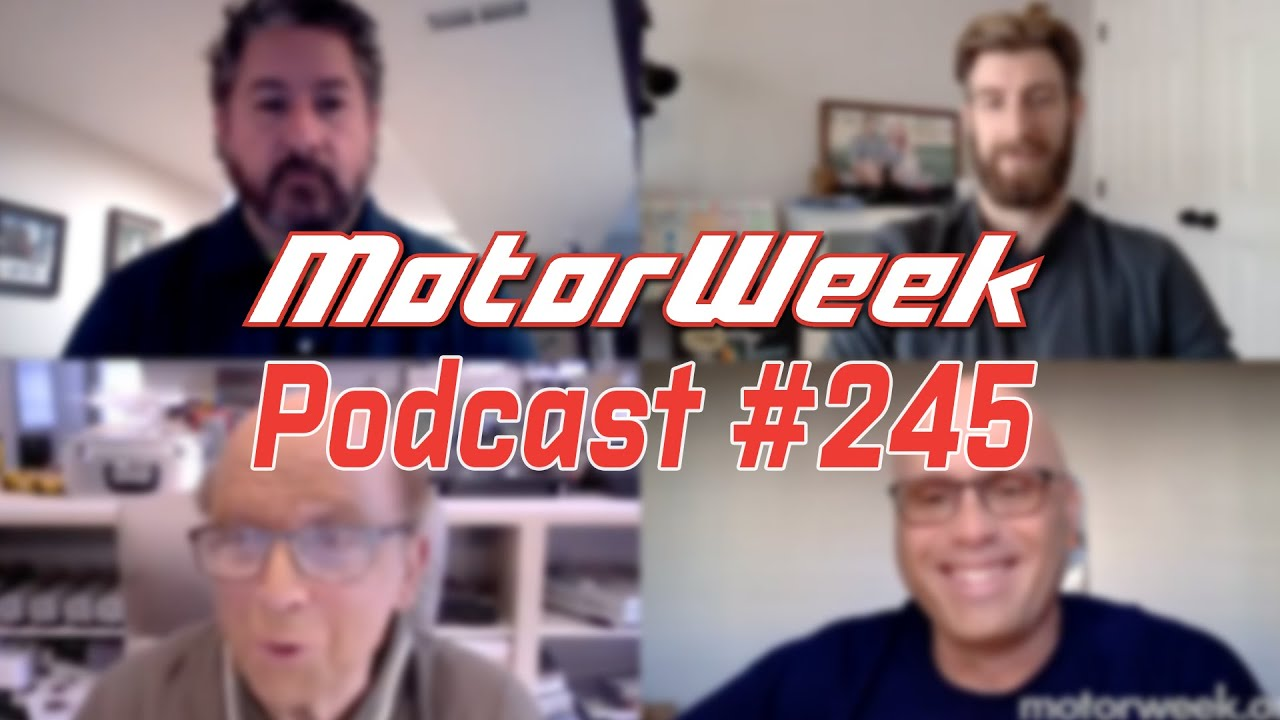 MW Podcast #245: 2021 Toyota Mirai, 2021 Mazda3 2.5 Turbo, & Retro Review Updates!