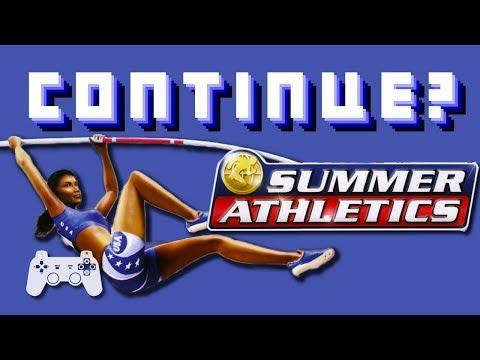Summer Athletics (PlayStation 2) - Continue?