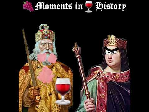 Charlemagne (Aachen, Frankish Empire 795) | Grape Moments in Wine History