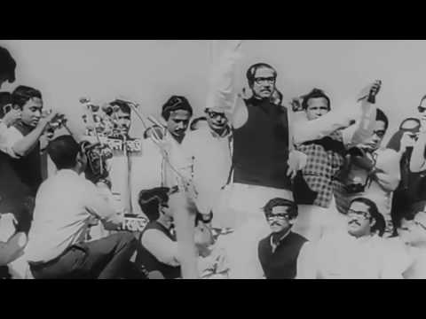 Biography of Bangabandhu Sheikh Mujibur Rahman