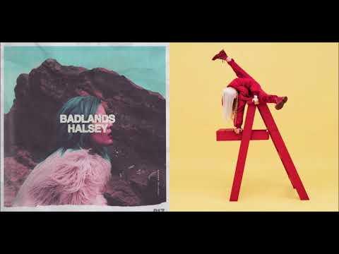 Lovely Control - Billie Eilish vs Halsey (Mashup)