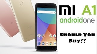 Should you buy Xiaomi MiA1?? | Unboxing | Review | Pros & Cons |