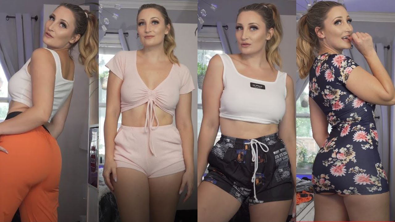 Cute Mini Dresses and Sexy 2 Piece Sets ZAFUL HAUL I HOLLY WOLF