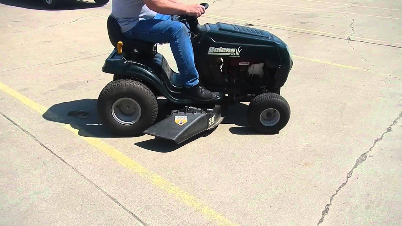 maxresdefault mtd bolens riding lawn mower youtube