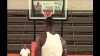 Dwight Howard reveals perfect Shooting by Tim the Target and Mitch Benjamin