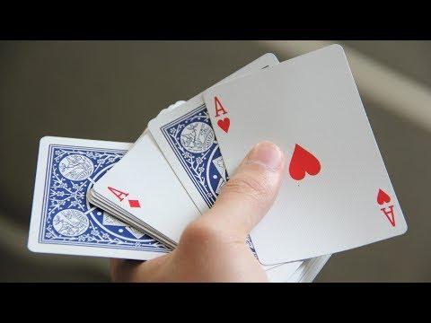 Обучение фокусам с картами! Чтение мыслей обучение - Бесплатное Обучение Фокусам #63